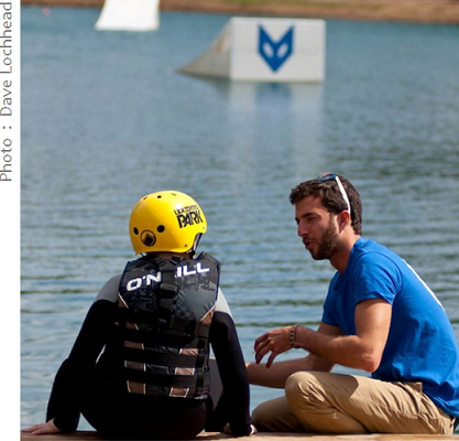 Level 1 & 2 UKCC Cable Wakeboarding Coach Course
