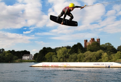 CV19 Wakeboarding