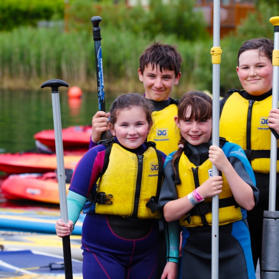 Kids Club (Lincolnshire School Holidays)  GROUP 2