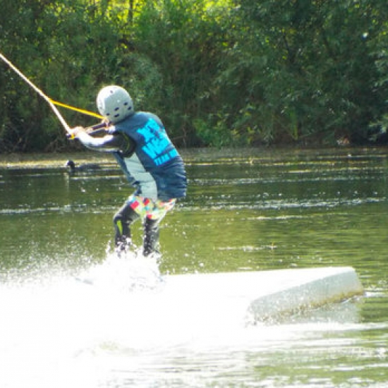 Learn to Wakeboard - Beginner/Intermediate Cable